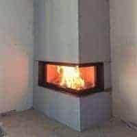 HOXTER ECKA 90/40/40 h с тепловоздушным режимом