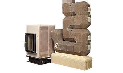 Модульные теплоаккумуляторы (дымообороты)