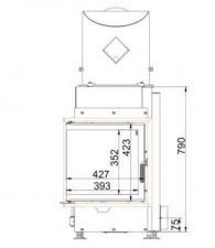 Brunner 42/42/42 , боковое открытие