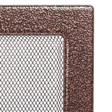 Kratki Решетка вентиляционная Состаренная медь 17*49