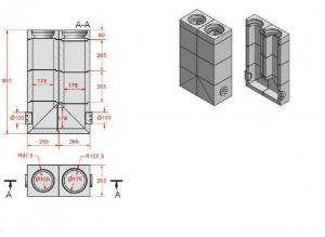Теплоаккумулятор RATH 18x18