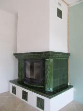 Вена портальная глубокая (цвет зеленый)