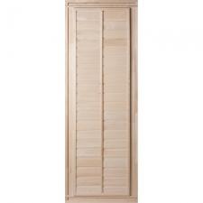 Дверь для бани деревянная 1900х700мм
