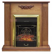 Lumsden [Люмсден] с очагами Fobos FX / Majestic FX - электрокамин Royal Flame