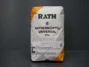 Печной раствор Universal Hafnermortel