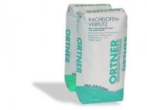 Штукатурная смесь для теплоемкой печи Kachelofen-verputz