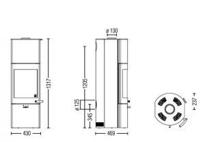 AUSTROFLAMM TOWER XTRA 2,0